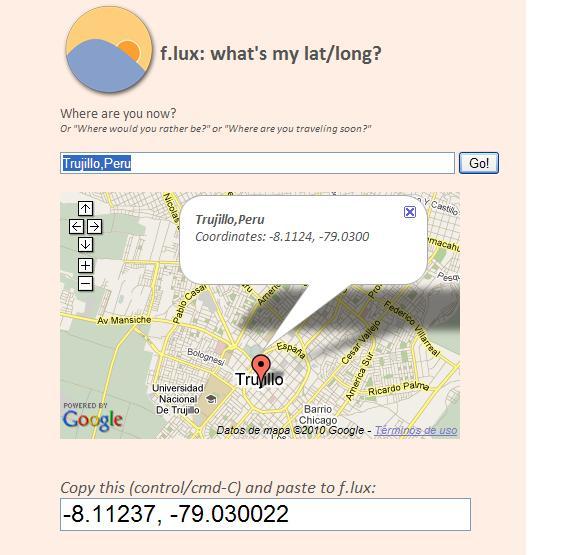 pagina para ubicar tu ciudad